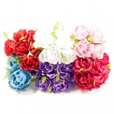 Букет розы (эустома)