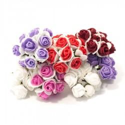 Букет роз из латекса 08035