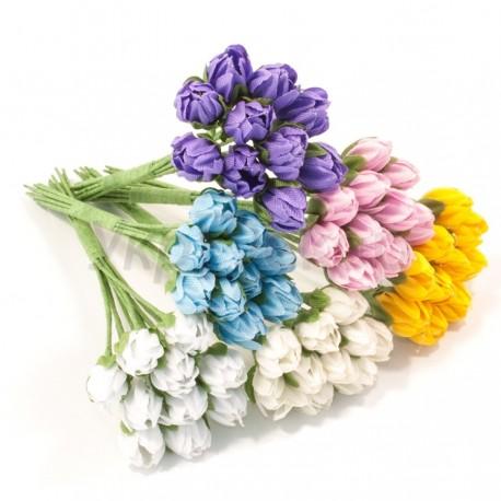 Букет тюльпанов-мини 0,8 см