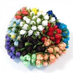 Букет тюльпанов 1,0 см