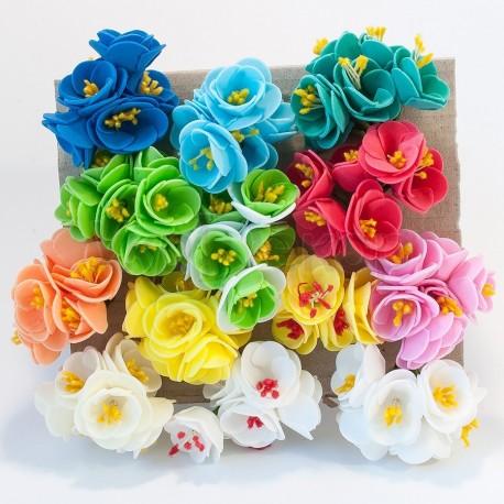 Букетик цветков Дивоцвіт 072