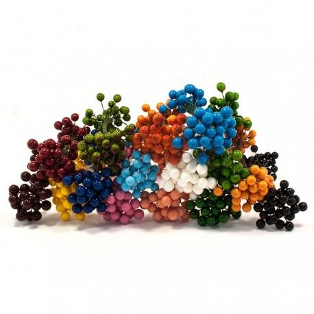 Ягода-калина декоративная 0,9 см