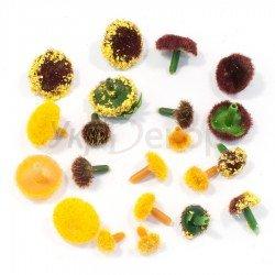 Серединка для цветов с тычинками