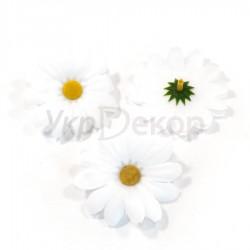 Цветок ромашки маленькая серединка