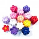 Прес-цветы роза 5 лепестков