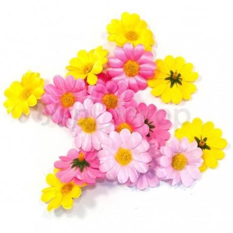 Цветок ромашки УД