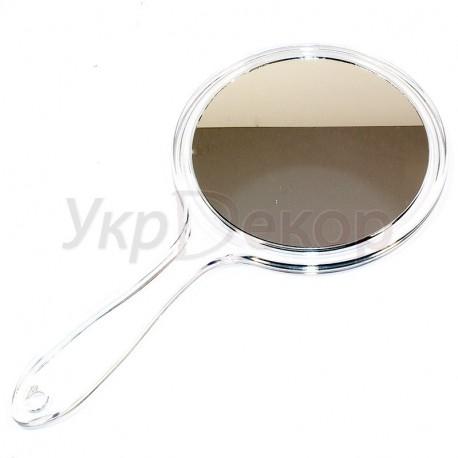 Зеркало косметическое с ручкой №1954