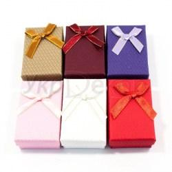Картонные коробочки для украшений и подарков №33892.