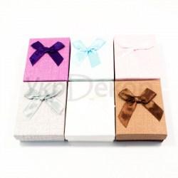 Картонные коробочки для украшений и подарков №33922.