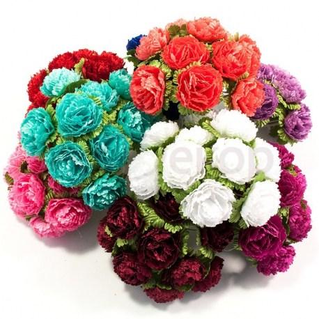 Букетик цветков гвоздики
