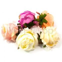 Цветок розы 10 SK