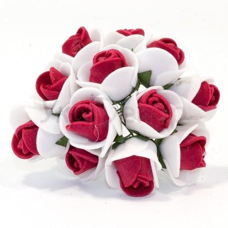 Букет роз из латекса 1,5 см 08034