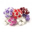 Букет роз из латекса 2,5 см. 08035 144 шт.