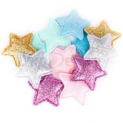 Патчи маленькие Звезда, блеск