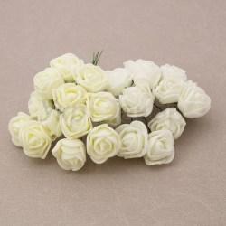 Роза из фоамирана 1,5см