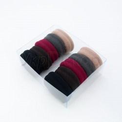 Резинка для волос, Полоска, 2*5 см Микрофибра, плотная.