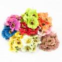 Искусственные цветы мак